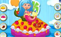 Magical Mermaid cake