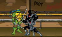 Foot Clan Street Brawl 2