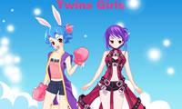 Twins Girls