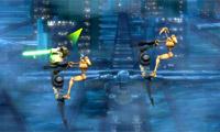 Yoda Battle Slash - Star Wars