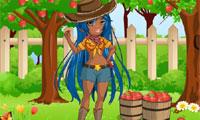 Apple Farm Girl